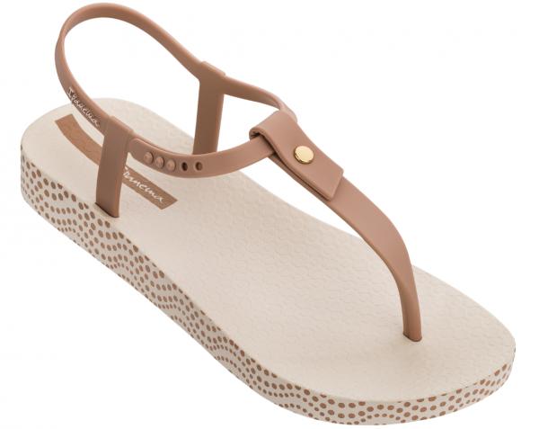 Ipanema Bossa Soft II Damen Sandale (Beige 8685)
