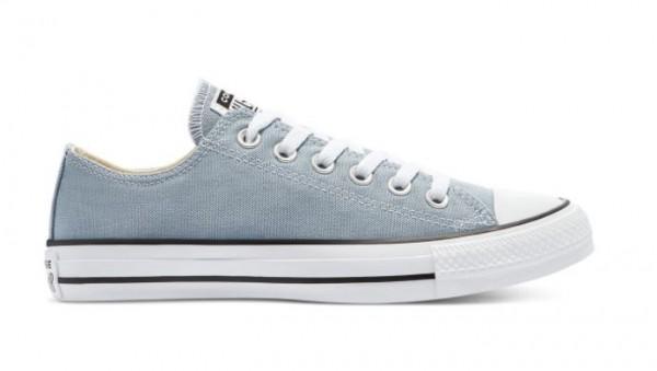 Converse Chucks Taylor OX Low Sneaker 170466C (grau)