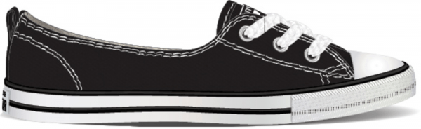 Converse Chucks Taylor All Star Ballet Lace (black)