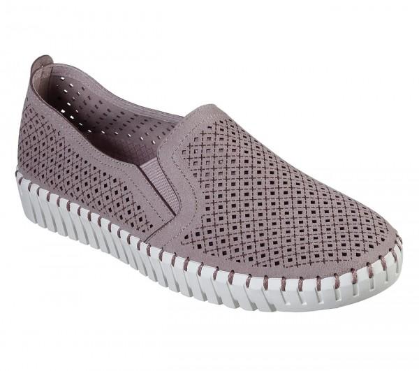 Skechers Sepulveda BLVD - A La Mode Damen Schuhe 23967 (Lila-LIL)