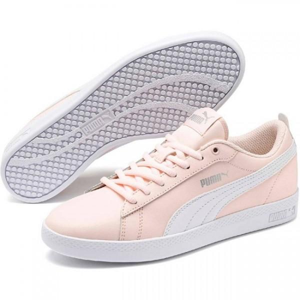 Puma Smash Wns v2 L Damen Sneaker 365208(Rosa-20)