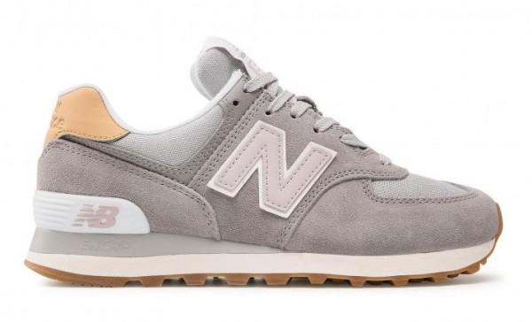 New Balance Damen Sneaker WL574NA2 (Grau)