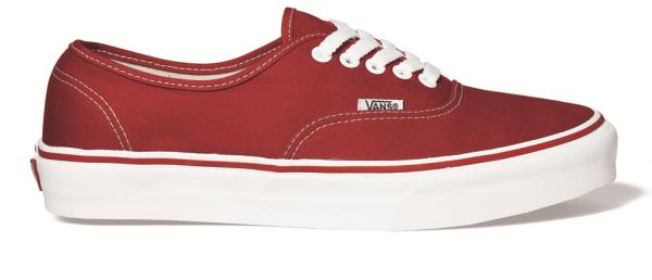 Vans U AUTHENTIC (Red)