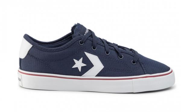 Converse Star Replay Ox Herren Sneaker 167526C (Blau)