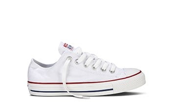 Converse Chucks Taylor All Star Ox Low Sneaker M7652 (Optical White)