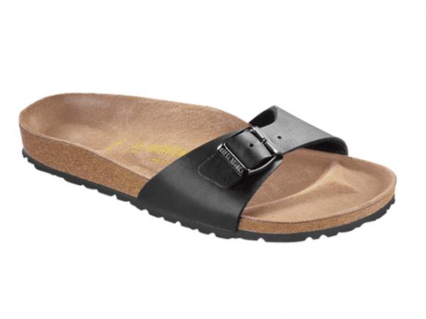 Birkenstock Madrid Damen Sandale schmal 040793 (schwarz)