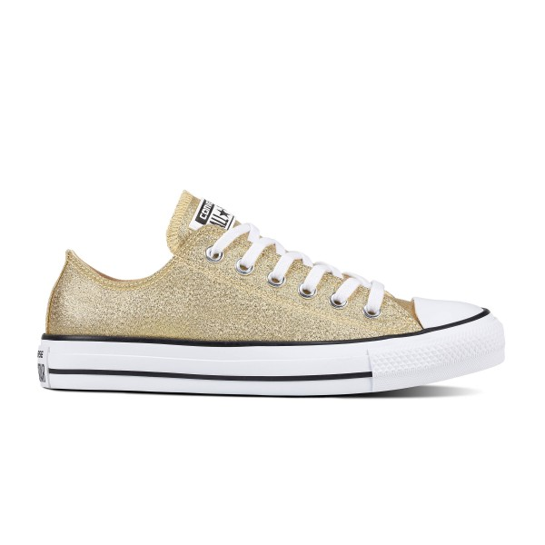 Converse Chucks Taylor All Star Low Damen Sneaker 561711C(Gold)
