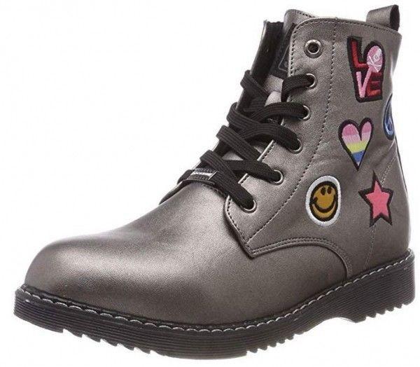 Dockers Kinder Stiefel 43CU705-680550 (Silber)