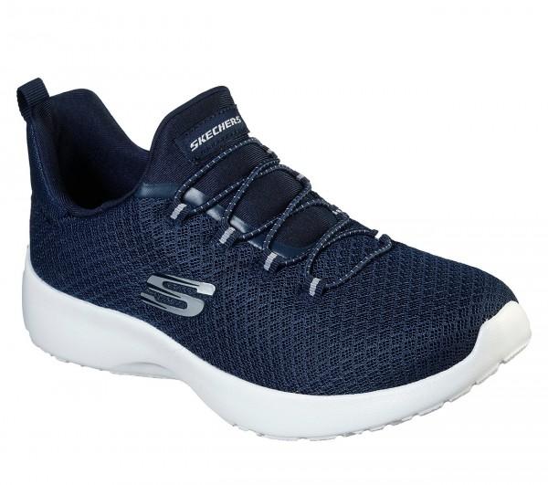 Skechers Dynamight Damen Sneaker 12119 (Blau-NVY)