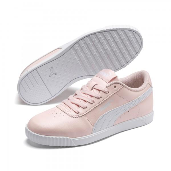 Puma Carina Slim SL Damen Sneaker 370548 (Rosa 06)