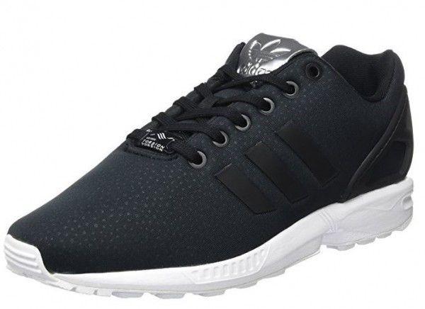 Adidas Damen Zx Flux Sneaker BY9215 (Schwarz)