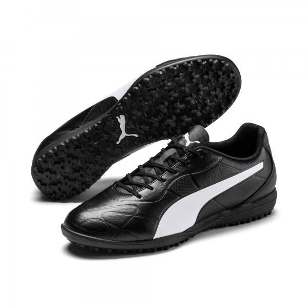 Puma Monarch TT Herren Fußballschuhe 105674 (Schwarz 01)