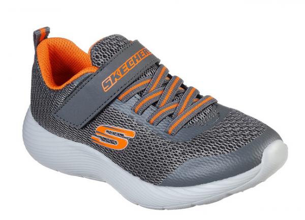 Skechers Dyna Lite Kinder Sneaker (Grau-CCOR)