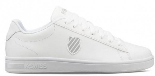 K-Swiss Court Shield Herren Sneaker 06599 (Weiß 101)