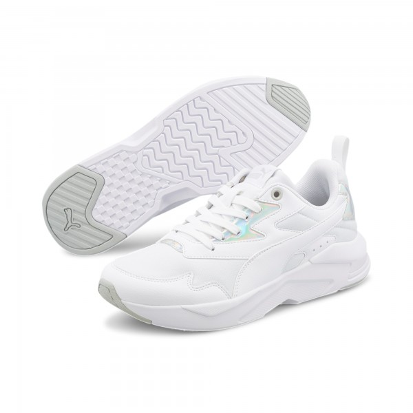 Puma X-Ray Lite Metallic Wmn`s Damen Sneaker 368858 (Weiss 03)