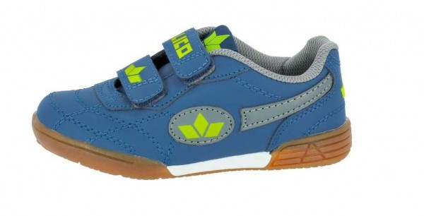 Lico Bernie V Kinder Sneaker 360447 (Blau 1217)