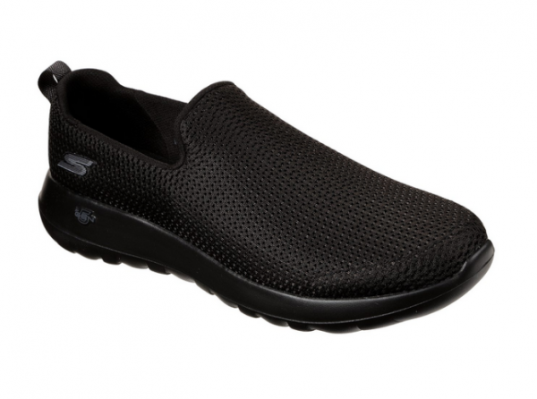 Skechers GOwalk Max Herren Sneaker 54600 (Schwarz-BBK)
