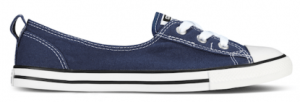 Converse Chucks Taylor All Star Ballet Lace (navy)