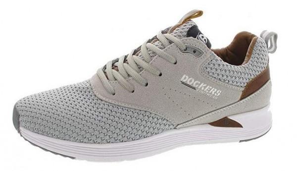 Dockers Herren Sneaker 44BC001-782 (Grau 210)