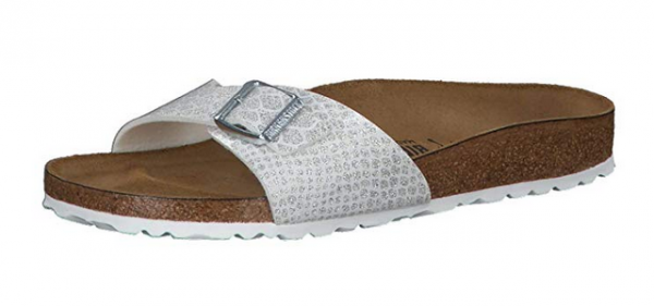 Birkenstock Madrid Damen Schuhe normal 1009044 (Weiß)