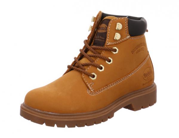Dockers Damen Stiefel 35AA203-300 (Braun 910)