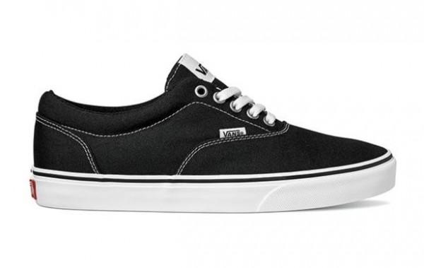 Vans Doheny Herren Sneaker VN0A3MTF187 (Schwarz)