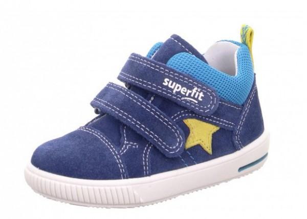 Superfit Moppy Kinder Sneaker 6-09352 (Blau 80)