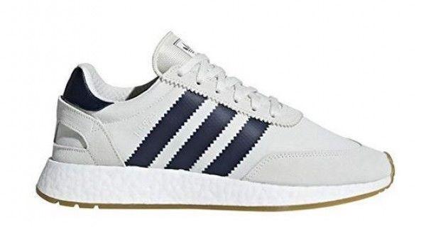 the latest ef8dd 4ac5a Adidas I-5923 Herren Schuh B37947(Weiss)