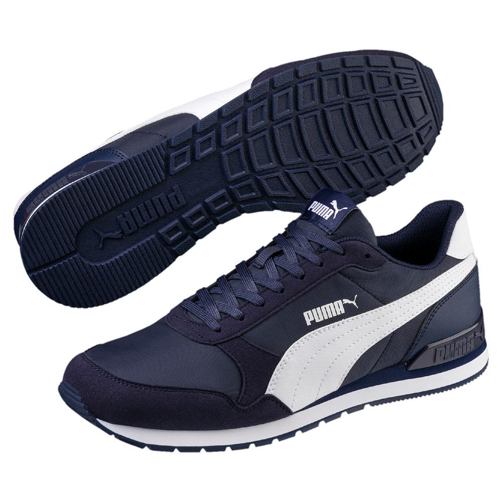 Puma ST Runner v2 NL Herren Sneaker 365278 (peacoat 08)