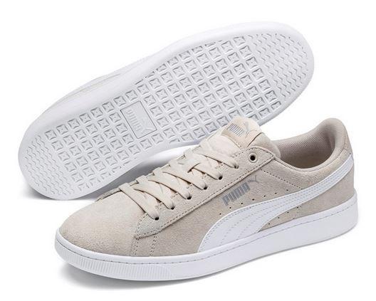 Puma Vikky v2 Damen Sneaker 369725 (Silber-Grau 05)