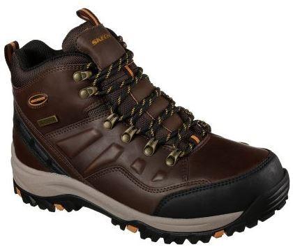 Skechers Relment - Traven Stiefel 65529 (Braun-DKBR)
