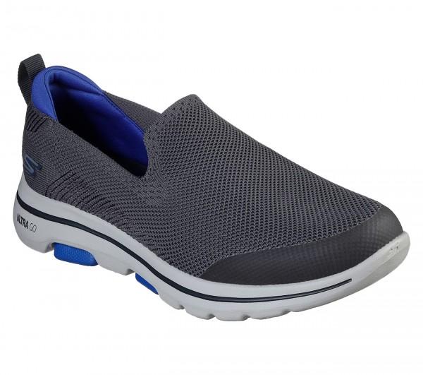 Skechers GoWalk 5 - Prized Herren Sneaker 55500 (Grau-CHAR)