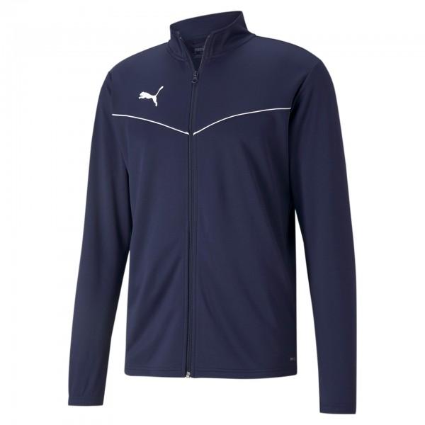 Puma teamRise Training Poly Herren-Jacke 657392 (blau 06)