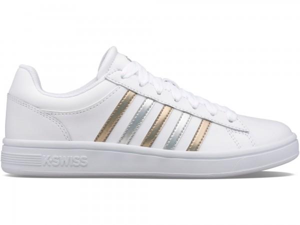 K-Swiss Court Winston Damen Sneaker 96154 (Weiss 923)