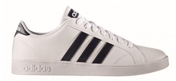 Adidas Baseline Herren Sneaker AW4618 (Weiß)
