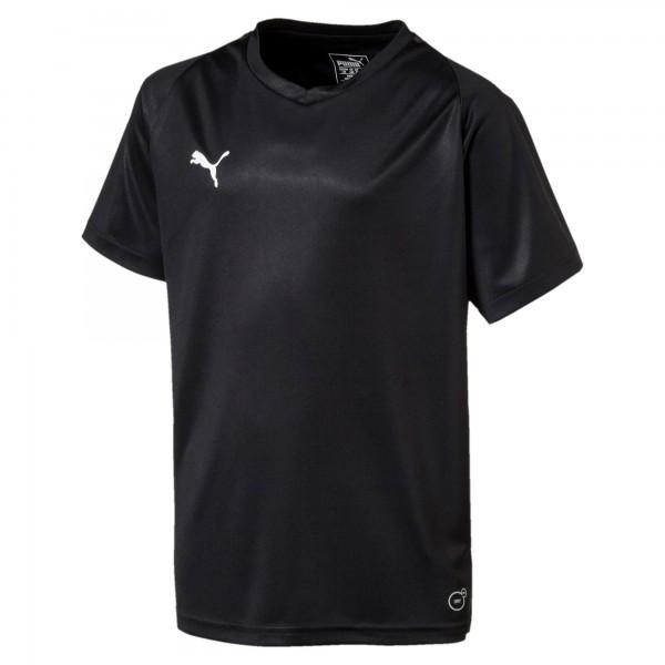 Puma LIGA Core Jr Kinder Shirt 703542 (Schwarz 03)