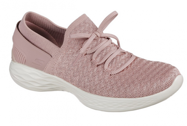Skechers YOU - Beginning Damen Sneaker 14975 (Mauve-MVE)