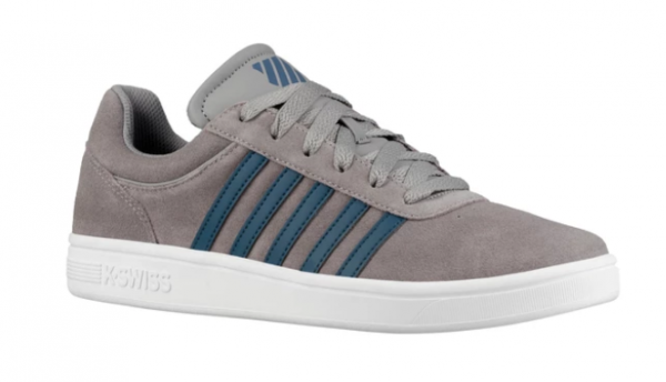 the best attitude 37d2f 79ccd K-Swiss Court Cheswick SDE Herren Sneaker (Grau 058)