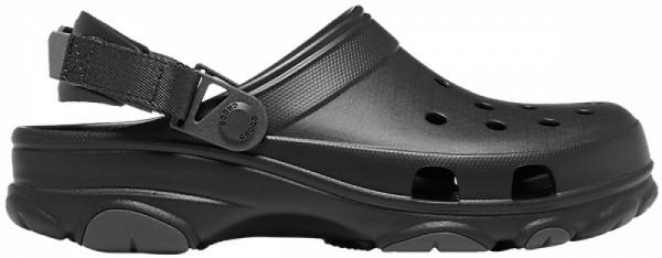 Crocs Classic All-Terrain Clog (Black)