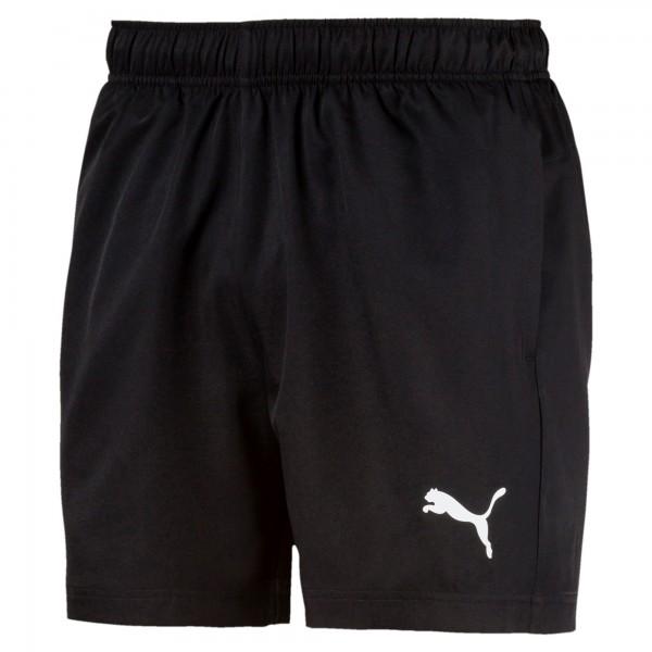 Puma Active Woven Herren Shorts 851704 (Schwarz 01)