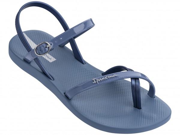 Ipanema Fashion Sand VII Fem Damen Sandale (Blau 8330)