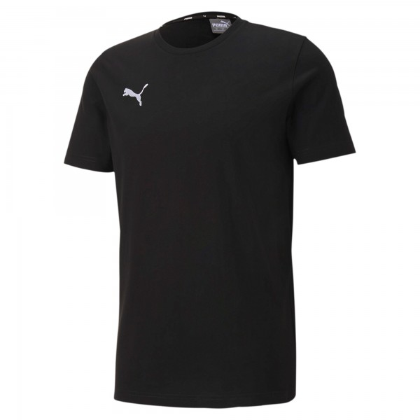 Puma TeamGOAL 23 Casuals Tee Herren T-Shirt 656578 (Schwarz 03)