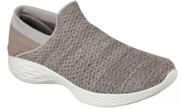 Skechers YOU Damen Sneaker 14951 (Beige/Taupe-TPE)