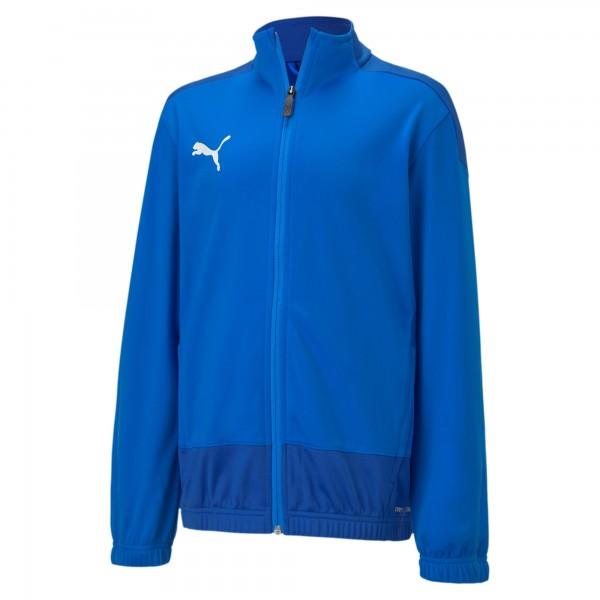 Puma TeamGOAL 23 Jr Kinder Trainingsjacke 656570 (Blau 02)