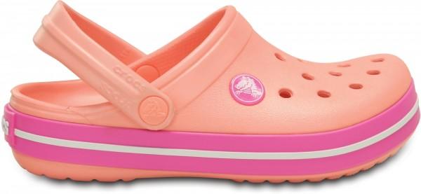 Crocs Crocband Kinder (Melon/Neon Magenta)