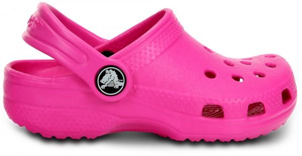 Crocs Classic Clog Kinder (Neon Magenta)