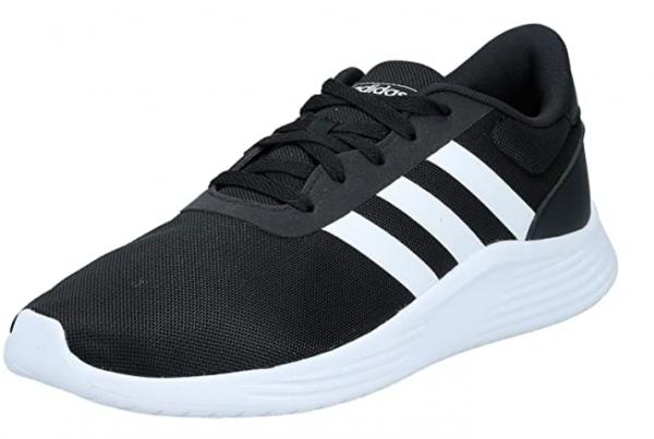 Adidas Lite Racer 2.0 Herren Sneaker EG3283 (Schwarz)