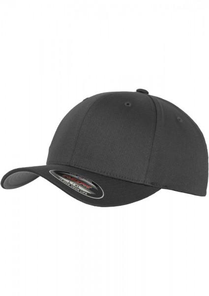 Flexfit Wooly Combed Baseball Cap (Darkgrey-00094)