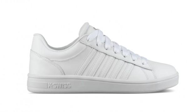 K-Swiss Court Winston Damen Sneaker (Weiß 154)