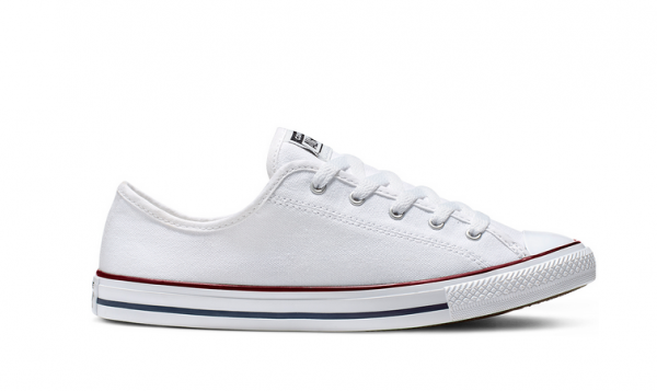 Converse Chuck Taylor All Star Dainty Ox Damen Sneaker 564981C (Weiß)